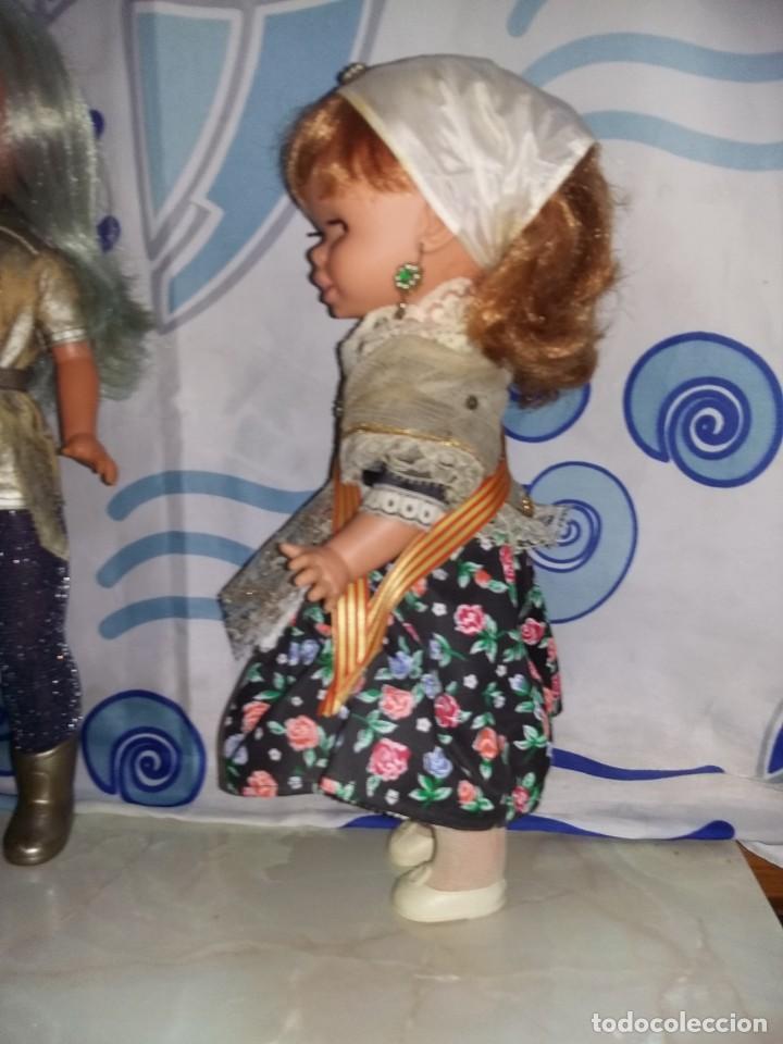 Otras Muñecas de Famosa: rara muñeca francisca pelirroja de famosa de regional con muchos detalles años 60 fotos abajo - Foto 4 - 132175486