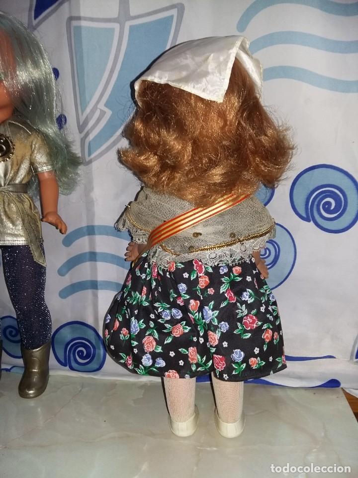 Otras Muñecas de Famosa: rara muñeca francisca pelirroja de famosa de regional con muchos detalles años 60 fotos abajo - Foto 5 - 132175486