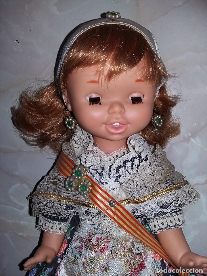 Otras Muñecas de Famosa: rara muñeca francisca pelirroja de famosa de regional con muchos detalles años 60 fotos abajo - Foto 7 - 132175486