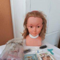 Otras Muñecas de Famosa: GWENDOLYN DE FAMOSA, PELUQUERIA Y MAQUILLAJE. Lote 132628926