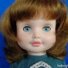 Otras Muñecas de Famosa: FAMOSA - ANTIGUA MUÑECA DE FAMOSA AÑOS 60/70 TODA DE ORIGEN, OJOS IRIS MARGARITA AZULES! SM. Lote 132938302