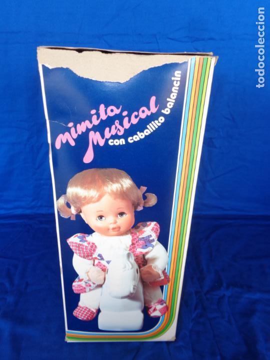 Otras Muñecas de Famosa: MIMITA- MUÑECA MIMITA MUSICAL DE FAMOSA, CON SU CABALLITO BALANCIN, AÑOS 80,VER FOTOS! SM - Foto 3 - 132947458