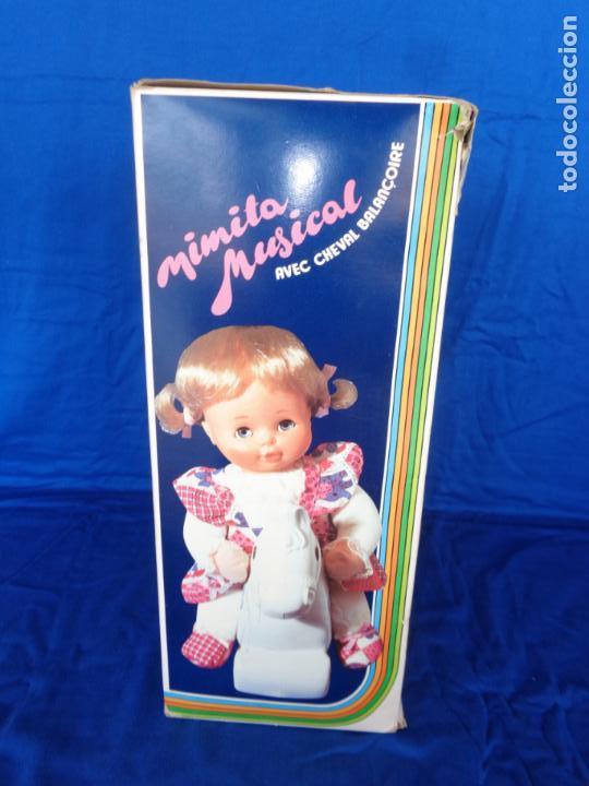 Otras Muñecas de Famosa: MIMITA- MUÑECA MIMITA MUSICAL DE FAMOSA, CON SU CABALLITO BALANCIN, AÑOS 80,VER FOTOS! SM - Foto 7 - 132947458