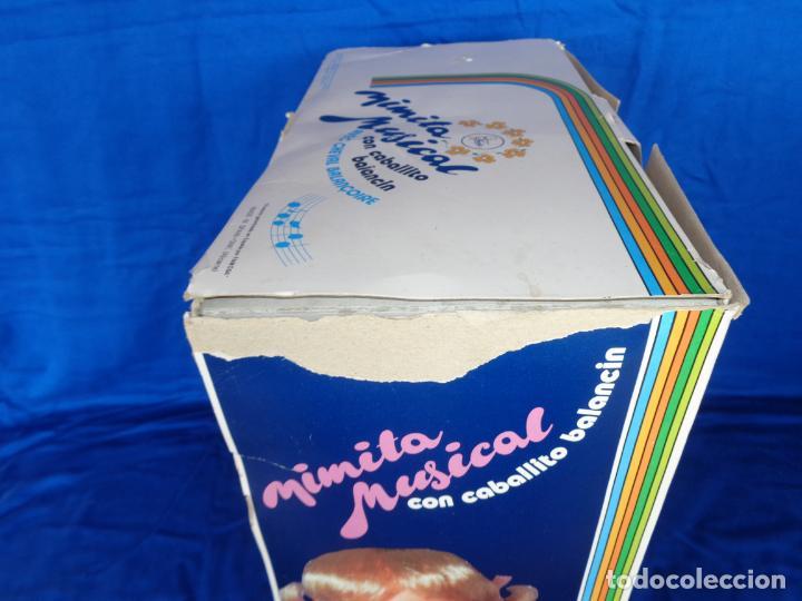 Otras Muñecas de Famosa: MIMITA- MUÑECA MIMITA MUSICAL DE FAMOSA, CON SU CABALLITO BALANCIN, AÑOS 80,VER FOTOS! SM - Foto 10 - 132947458