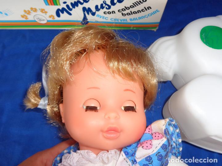 Otras Muñecas de Famosa: MIMITA- MUÑECA MIMITA MUSICAL DE FAMOSA, CON SU CABALLITO BALANCIN, AÑOS 80,VER FOTOS! SM - Foto 19 - 132947458