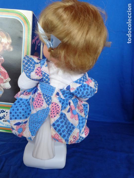 Otras Muñecas de Famosa: MIMITA- MUÑECA MIMITA MUSICAL DE FAMOSA, CON SU CABALLITO BALANCIN, AÑOS 80,VER FOTOS! SM - Foto 31 - 132947458