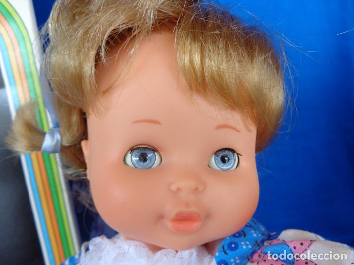Otras Muñecas de Famosa: MIMITA- MUÑECA MIMITA MUSICAL DE FAMOSA, CON SU CABALLITO BALANCIN, AÑOS 80,VER FOTOS! SM - Foto 32 - 132947458