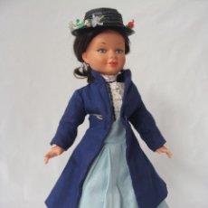 Otras Muñecas de Famosa: MARY POPPINS - HECHA EN ESPAÑA POR FAMOSA EN 1964. Lote 133146374