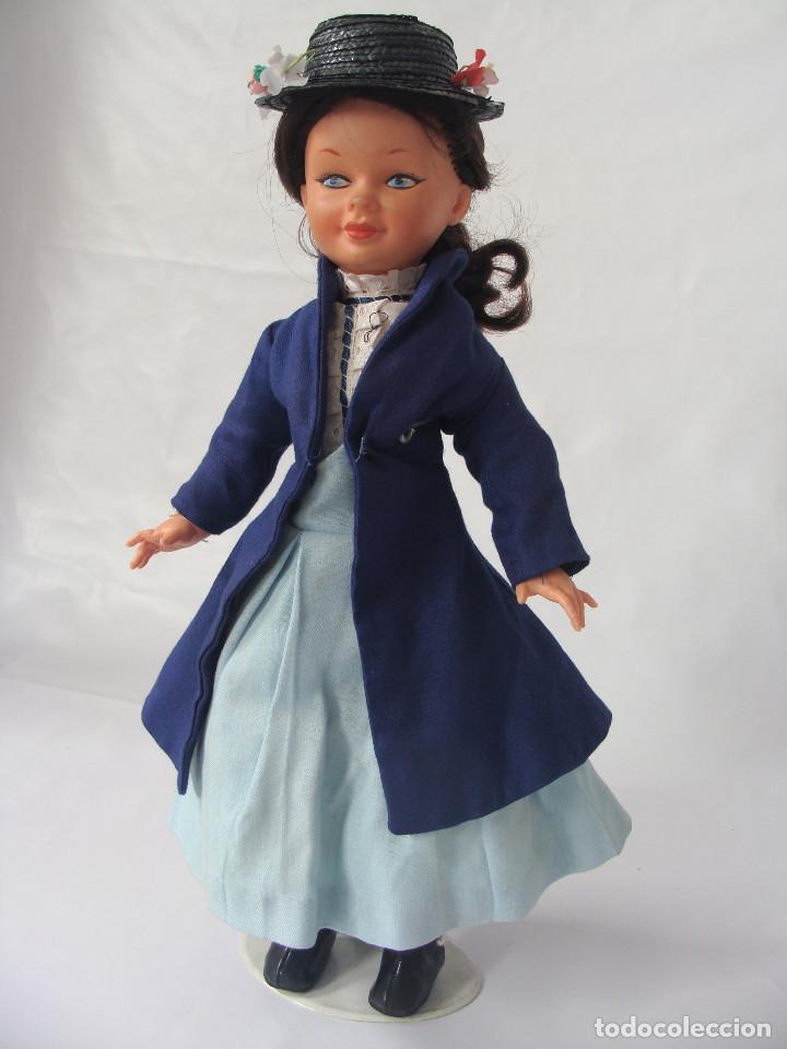 Otras Muñecas de Famosa: Mary Poppins - Hecha en España por Famosa en 1964 - Foto 2 - 133146374