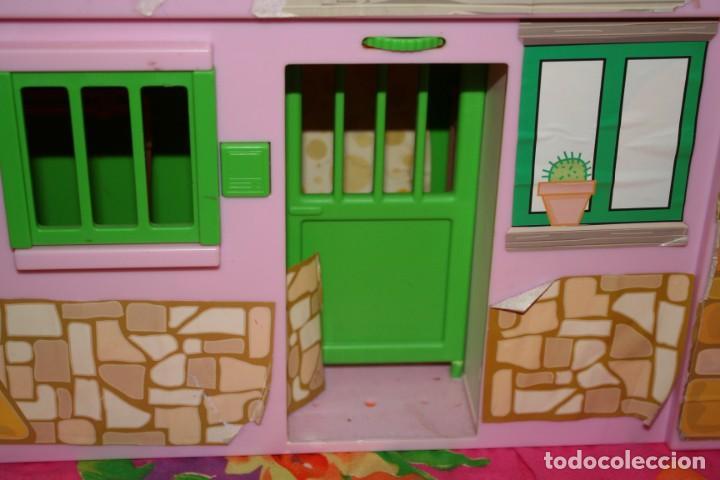 Otras Muñecas de Famosa: antigua casa marca famosa tipo granja barriguitas - Foto 3 - 133768534