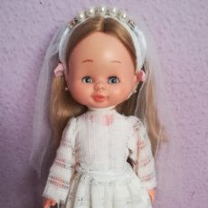 Otras Muñecas de Famosa: DIFÍCIL ENCONTRAR MUÑECA ELEN FAMOSA COMUNIÓN 1° GENERACIÓN. Lote 133827942