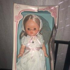 Otras Muñecas de Famosa: ANTIGUA MUÑECA CAROLIN DE FAMOSA. Lote 134030331