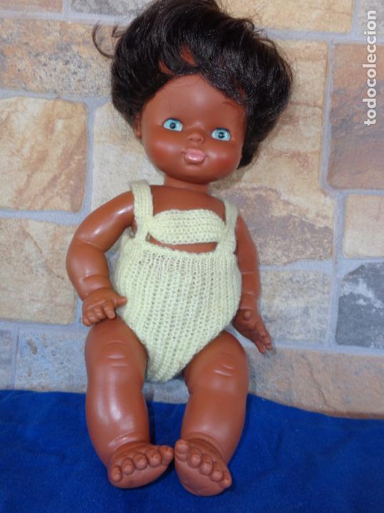 Otras Muñecas de Famosa: GODINA - BONITA Y ANTIGUA MUÑECA GODINA DE FAMOSA AÑOS 70, OJOS IRIS MARGARITA , VER FOTOS! SM - Foto 8 - 134196434