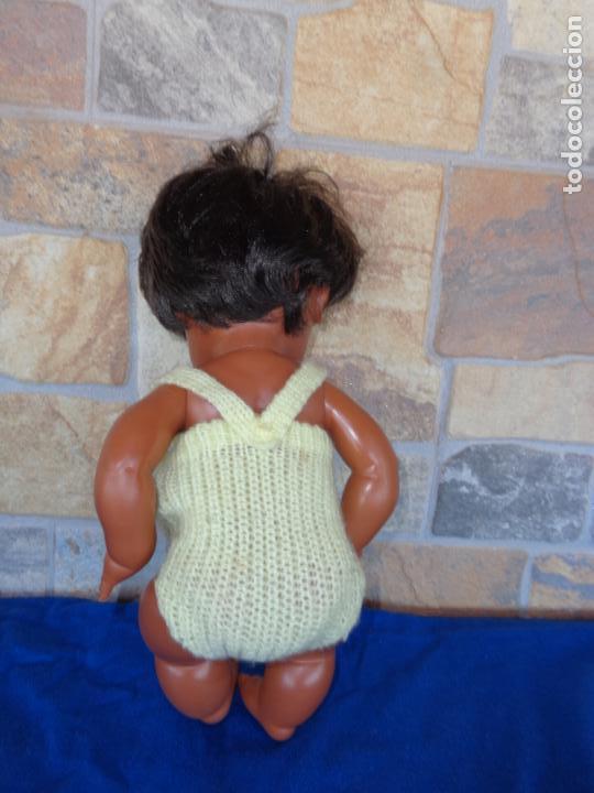 Otras Muñecas de Famosa: GODINA - BONITA Y ANTIGUA MUÑECA GODINA DE FAMOSA AÑOS 70, OJOS IRIS MARGARITA , VER FOTOS! SM - Foto 13 - 134196434