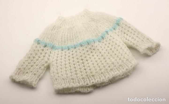 antigua jersey blanco de lana de nenuco de famo - Comprar Otras ...