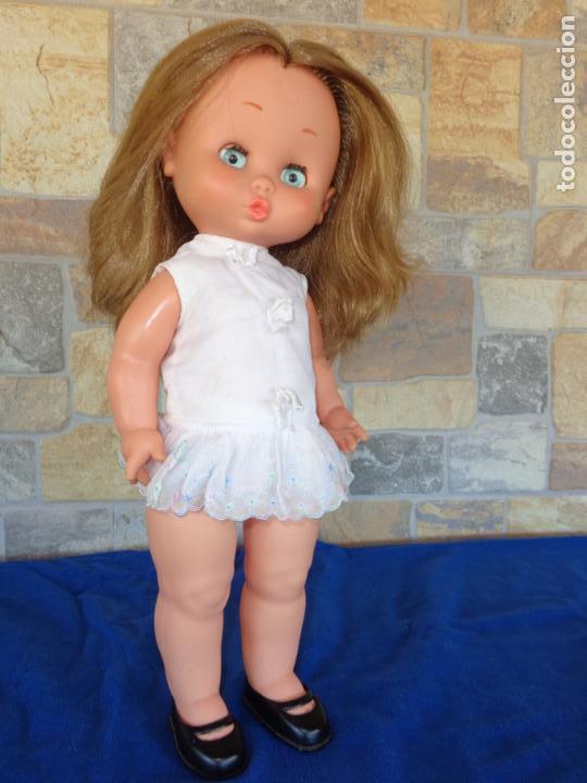 Otras Muñecas de Famosa: CAROL - MUÑECA CAROL DE FAMOSA VESTIDA Y CALZADA DE ORIGEN, AÑOS 60 OJOS IRIS MARGARITA AZULES! SM - Foto 8 - 134234078