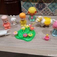 Otras Muñecas de Famosa: LOTE MUÑECOS Y ACCESORIOS PINYPON PIN Y PON FAMOSA. Lote 134290662