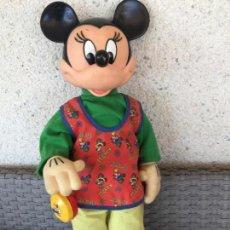 Otras Muñecas de Famosa: MICKEY MOUSE MINNIE WALT DISNEY FAMOSA. Lote 134930962