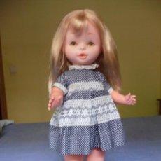 Otras Muñecas de Famosa: MARGOT DE FAMOSA ORIGINAL DE LOS AÑOS 70 EPOCA NANCY RUBIA OJOS MARRON MARGARITA DIFICIL. Lote 136225778