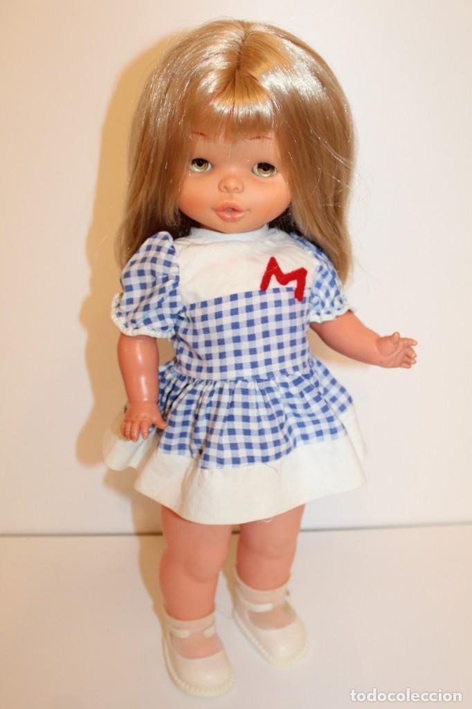 MUÑECA MARGOT DE FAMOSA - AÑOS 70 (Juguetes - Muñeca Española Moderna - Otras Muñecas de Famosa)