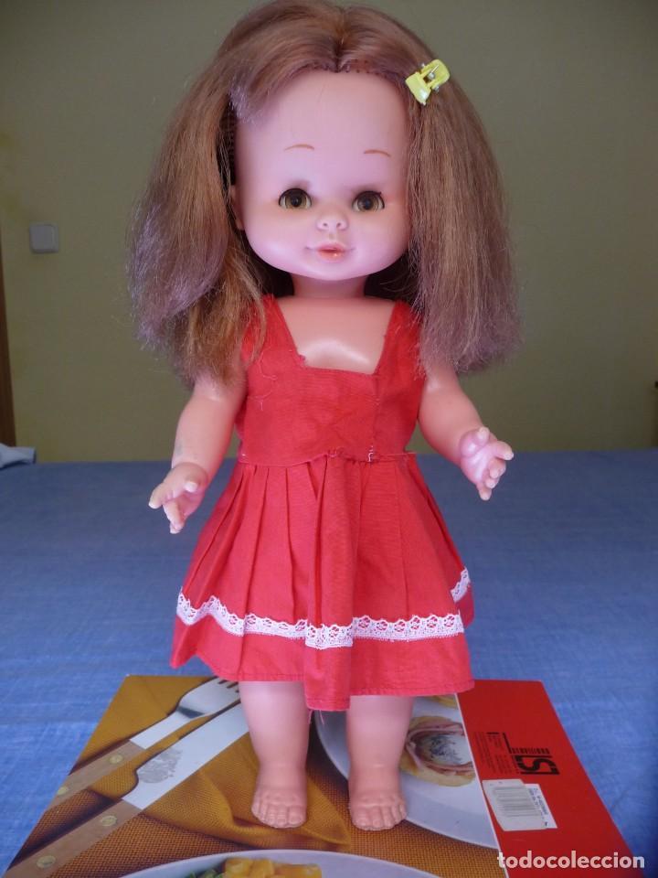 Otras Muñecas de Famosa: Muñeca Mari Loli de famosa pelirroja ojos marron margarita epoca de Nancy Mariloli Leer anuncio - Foto 2 - 136293922