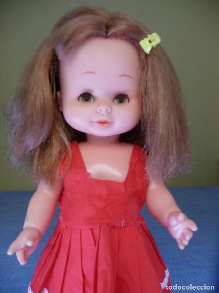 Otras Muñecas de Famosa: Muñeca Mari Loli de famosa pelirroja ojos marron margarita epoca de Nancy Mariloli Leer anuncio - Foto 3 - 136293922