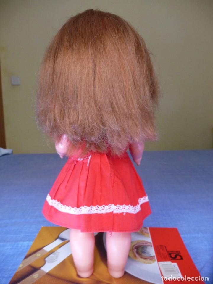 Otras Muñecas de Famosa: Muñeca Mari Loli de famosa pelirroja ojos marron margarita epoca de Nancy Mariloli Leer anuncio - Foto 6 - 136293922