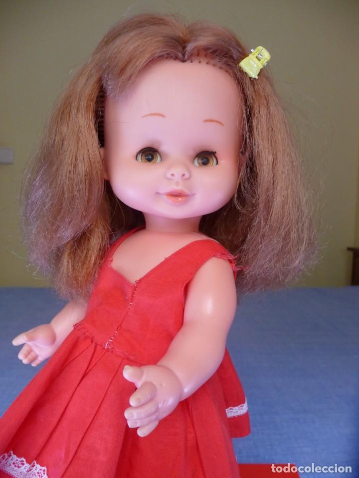 Otras Muñecas de Famosa: Muñeca Mari Loli de famosa pelirroja ojos marron margarita epoca de Nancy Mariloli Leer anuncio - Foto 7 - 136293922