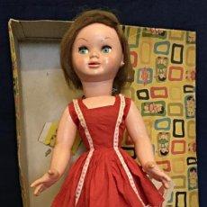 Otras Muñecas de Famosa: MUÑECA MARISOL DE FAMOSA DE LOS 50,TAMAÑO GRANDE. Lote 136404542