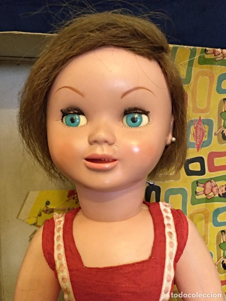 Otras Muñecas de Famosa: Muñeca Marisol de Famosa de los 50,tamaño grande - Foto 2 - 136404542