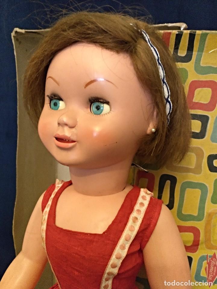 Otras Muñecas de Famosa: Muñeca Marisol de Famosa de los 50,tamaño grande - Foto 3 - 136404542
