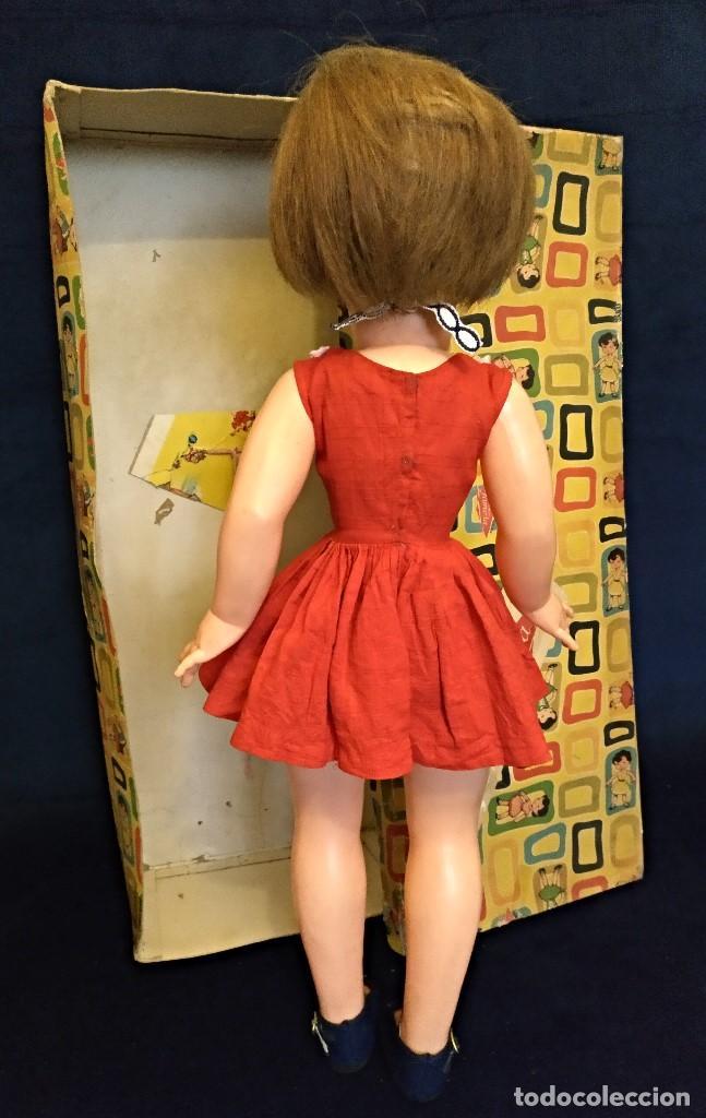 Otras Muñecas de Famosa: Muñeca Marisol de Famosa de los 50,tamaño grande - Foto 6 - 136404542