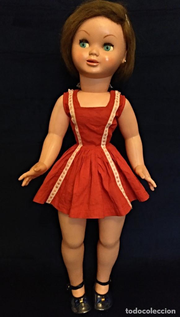 Otras Muñecas de Famosa: Muñeca Marisol de Famosa de los 50,tamaño grande - Foto 10 - 136404542