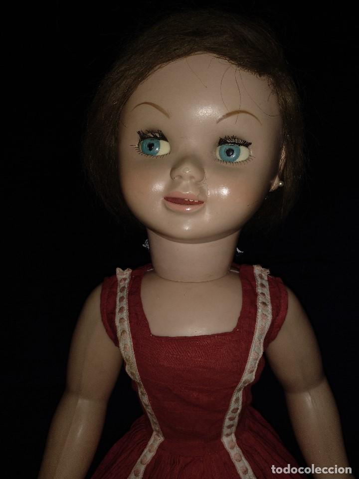 Otras Muñecas de Famosa: Muñeca Marisol de Famosa de los 50,tamaño grande - Foto 12 - 136404542