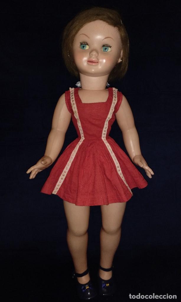 Otras Muñecas de Famosa: Muñeca Marisol de Famosa de los 50,tamaño grande - Foto 13 - 136404542