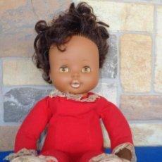 Otras Muñecas de Famosa: MIMITA MIMOSA NEGRITO, DE FAMOSA AÑOS 70, OJOS IRIS MARGARITA MARRONES, VER FOTOS Y DESCRIPCION! SM. Lote 136415354