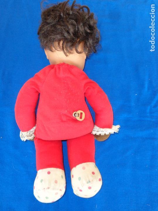 Otras Muñecas de Famosa: MIMITA MIMOSA NEGRITO, DE FAMOSA AÑOS 70, OJOS IRIS MARGARITA MARRONES, VER FOTOS Y DESCRIPCION! SM - Foto 3 - 136415354