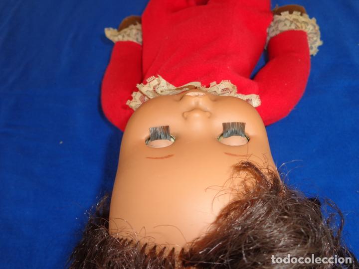 Otras Muñecas de Famosa: MIMITA MIMOSA NEGRITO, DE FAMOSA AÑOS 70, OJOS IRIS MARGARITA MARRONES, VER FOTOS Y DESCRIPCION! SM - Foto 4 - 136415354