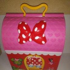 Otras Muñecas de Famosa: MALETIN MINNIE I LOVE. Lote 137163922