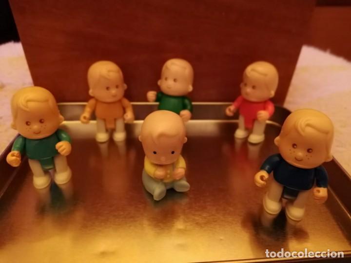 LOTE MUÑEQUITOS PIN Y PON (Juguetes - Muñeca Española Moderna - Otras Muñecas de Famosa)