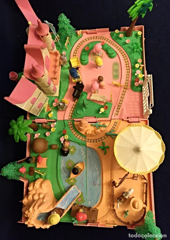 PIN Y PON PARK ANTIGUO,COMPLETO (Juguetes - Muñeca Española Moderna - Otras Muñecas de Famosa)