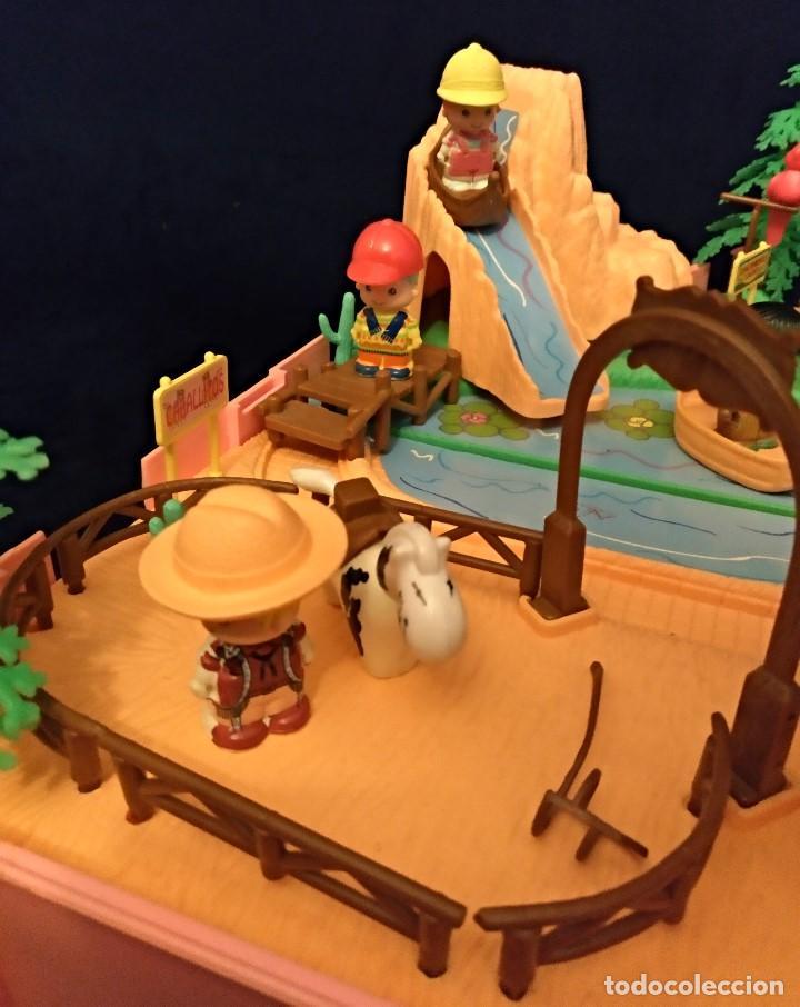 Otras Muñecas de Famosa: Pin y Pon Park antiguo,Completo - Foto 10 - 137977622