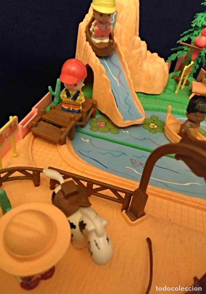 Otras Muñecas de Famosa: Pin y Pon Park antiguo,Completo - Foto 11 - 137977622