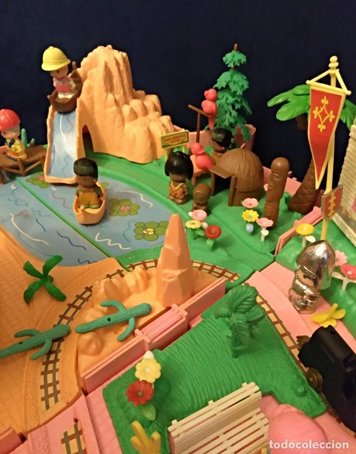 Otras Muñecas de Famosa: Pin y Pon Park antiguo,Completo - Foto 13 - 137977622