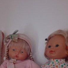 Otras Muñecas de Famosa: MUÑECAS NENUCAS PRECIOSAS. Lote 138588658