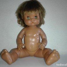 Otras Muñecas de Famosa: MUÑECO MUÑECA NENUCO NENUCA BEBE MULATO MULATA. Lote 149914144