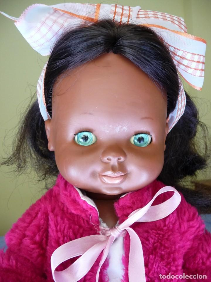 Otras Muñecas de Famosa: Muñeca Graciosa negra negrita años 70 epoca Nancy - Foto 5 - 138714214