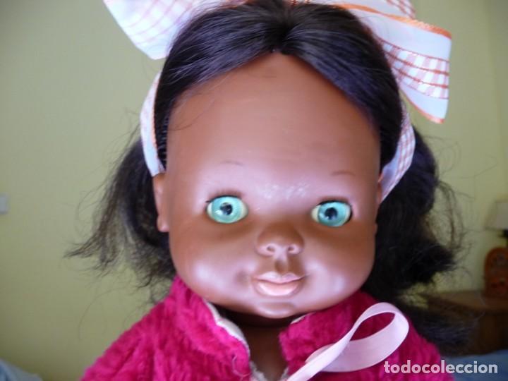 Otras Muñecas de Famosa: Muñeca Graciosa negra negrita años 70 epoca Nancy - Foto 6 - 138714214