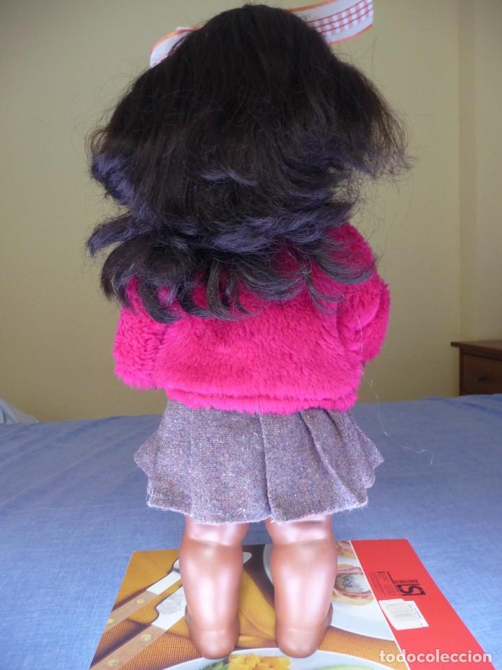 Otras Muñecas de Famosa: Muñeca Graciosa negra negrita años 70 epoca Nancy - Foto 7 - 138714214
