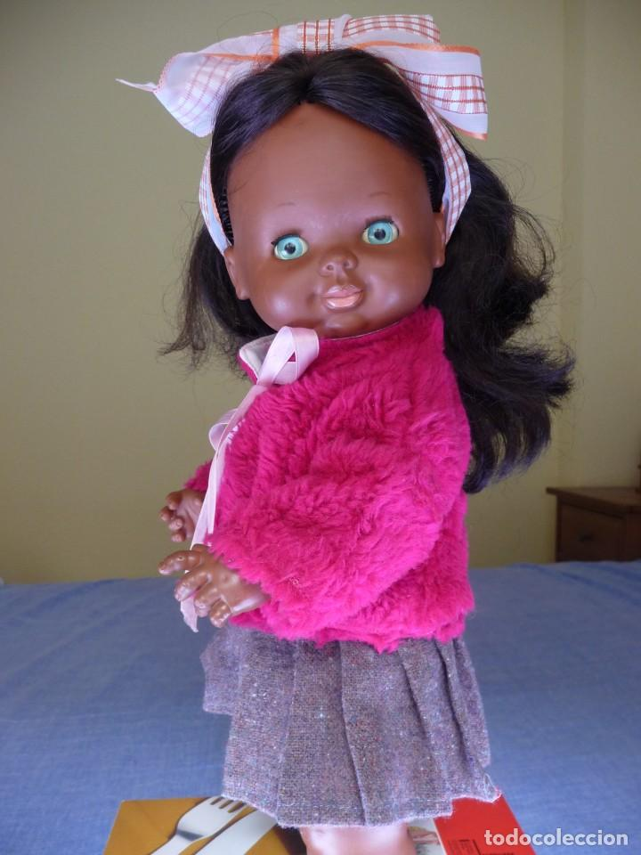 Otras Muñecas de Famosa: Muñeca Graciosa negra negrita años 70 - Foto 8 - 138714214